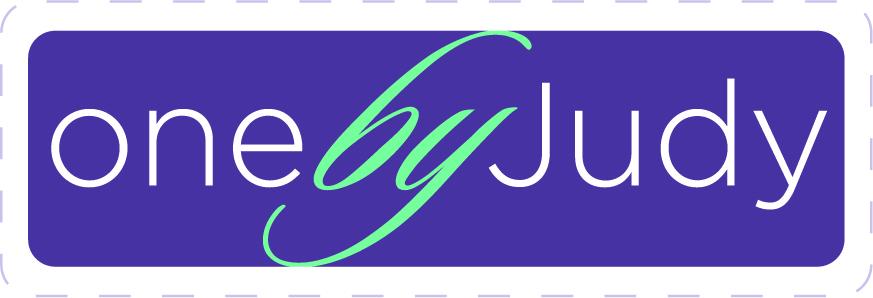 OneByJudy_logo